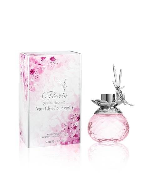 VCA Feerie Spring Blossom bottle+box
