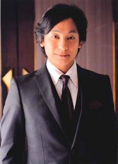 歌舞伎スター、片岡愛之助氏
