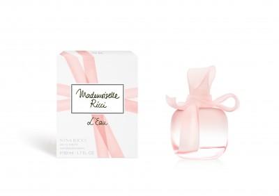 最新のニナ リッチの香りマドモワゼル リッチ ロー