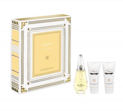◉天使と悪魔という名のセンシュアルでハッとする香り、アンジュデモンシークレット。キャンドルのきらめきに浮かぶ魅惑的な女性の香りです。謎めく香りに酔ってください。 A アンジュ デモン シークレット スターコフレ 9,240円 オーデトワレ50mlライトボディヴェール75mlライトバスジェル75ml  ◉3名様プレゼント