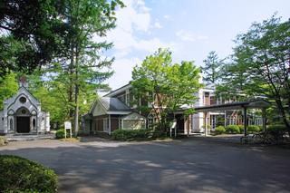 旧軽井沢音羽の森ホテル